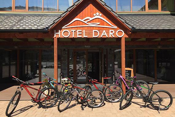 Bicykle Hotel Daro