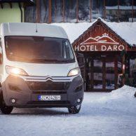 Hotelový skibus | hoteldaro.sk
